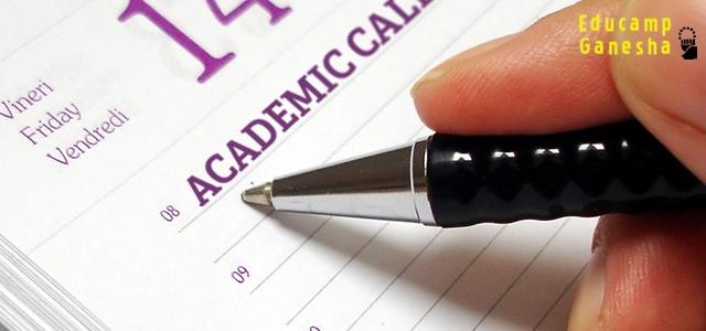 kalendar akademik 2016