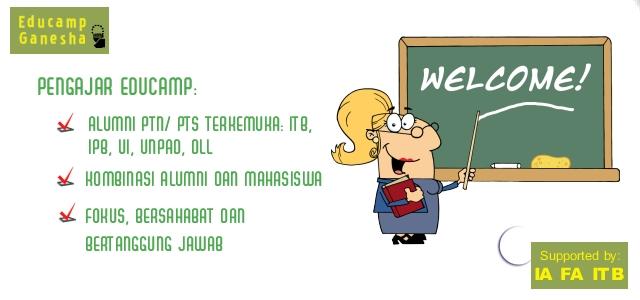 staff pengajar bimbingan belajar